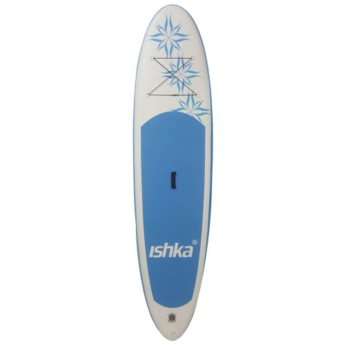 Ishka 10'6 Inflatable SUP Board Blue-1