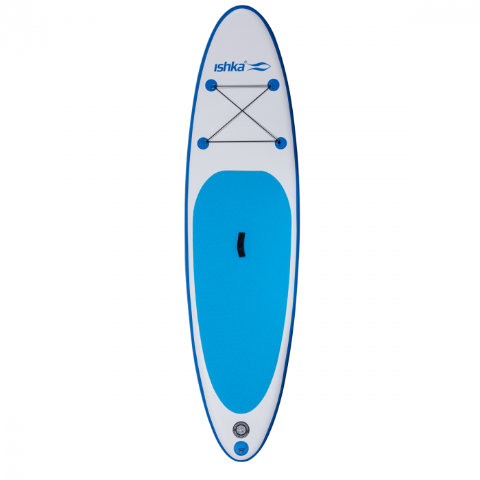 Ishka Inflateble SUP Blue-1
