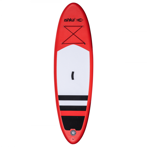 Ishka Inflateble SUP Red-1